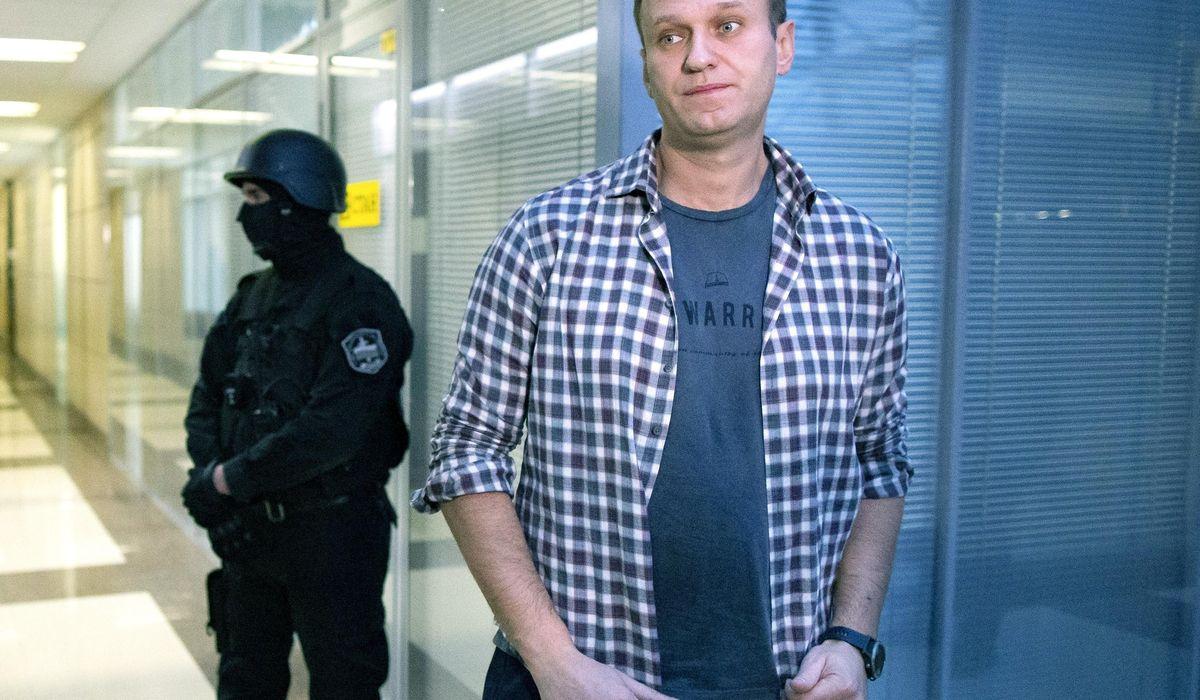 Russian investigators open new fraud probe involving Navalny 1