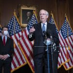 Congress stuck, McConnell resists state aid in COVID-19 deal 8