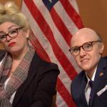 Kate McKinnon Returns as Farting Rudy Giuliani in SNL Cold Open 5
