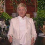 Ellen DeGeneres announces she tested positive for Covid-19 8
