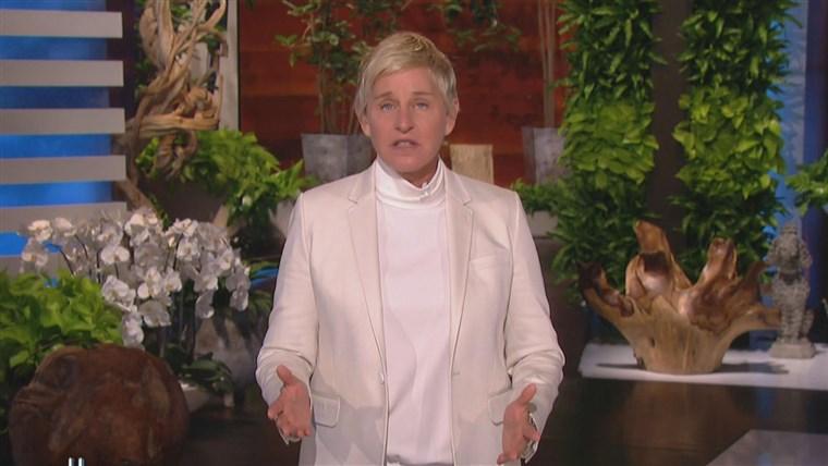 Ellen DeGeneres announces she tested positive for Covid-19 1