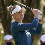 Olson comes up aces and takes 1-shot lead in Women's Open 5
