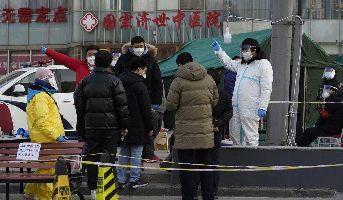 China renews crackdowns as coronavirus circles back 1