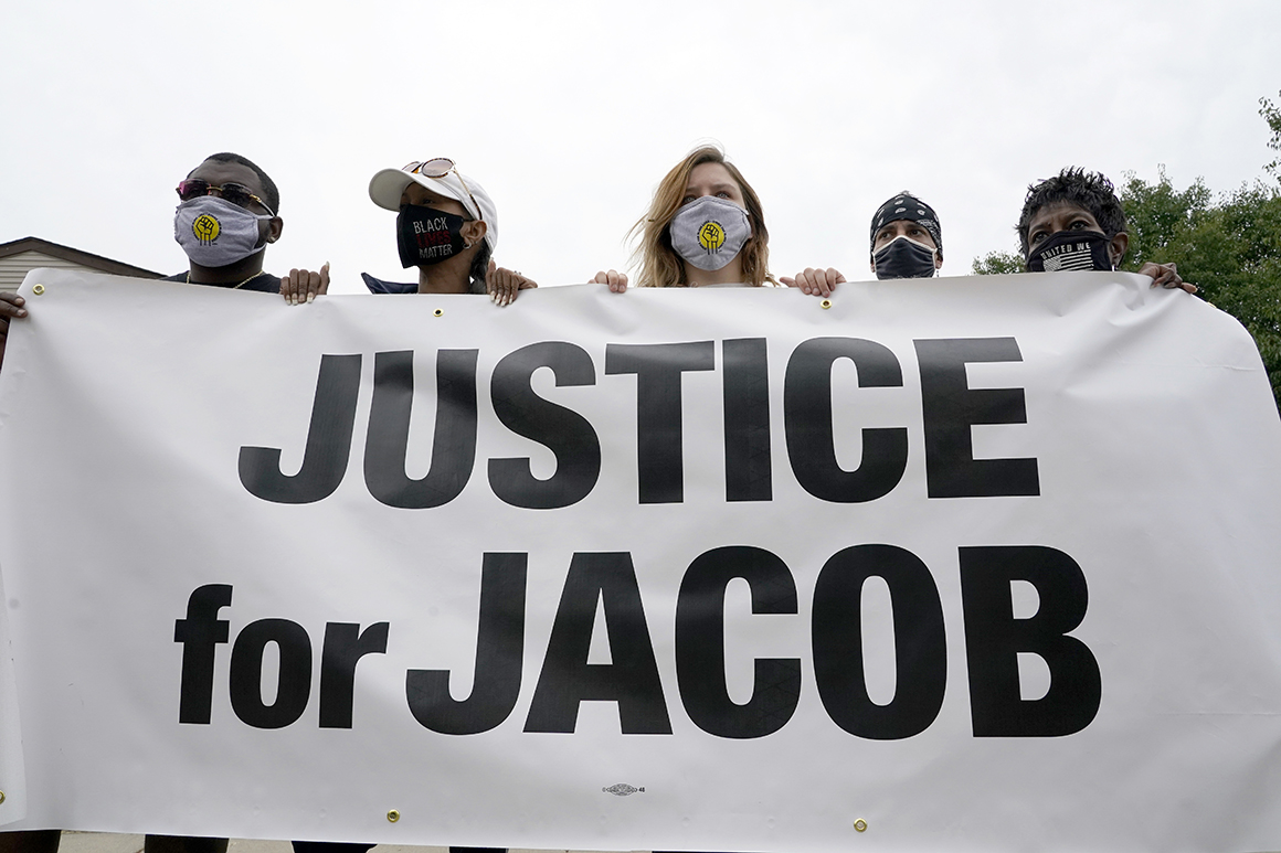 No charges against Wisconsin officer who shot Jacob Blake 1