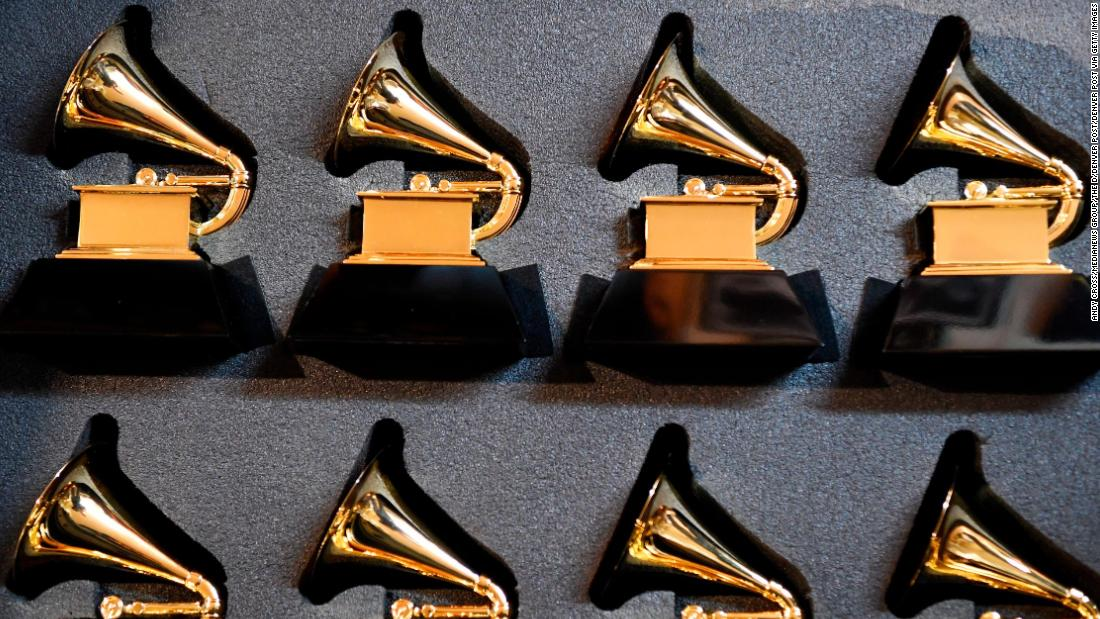The Grammy Awards postponed due to Covid-19 1