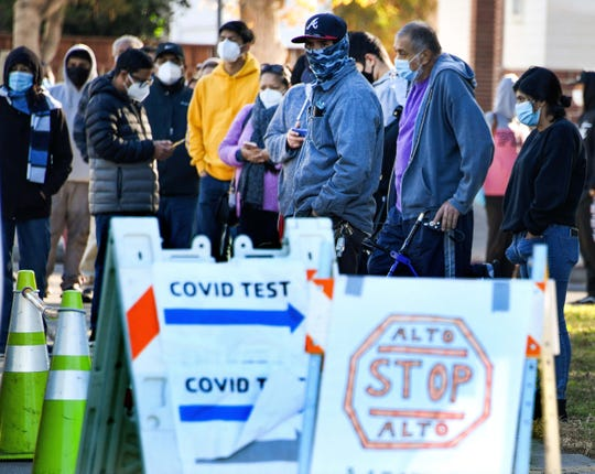 In California: COVID spreading fastest here. And anti-mask protests break out across state 1
