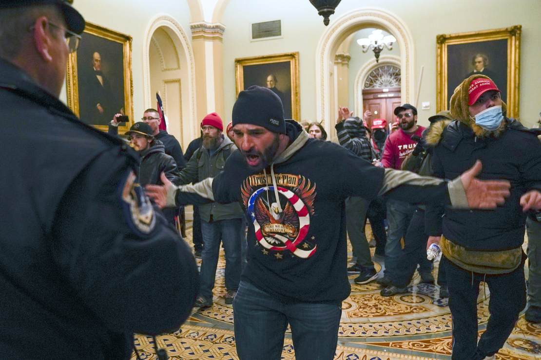 Innocent Until Proven Conservative: Capitol Protesters Languish in Jail, Are 'Tortured,' While Antifa And BLM Criminals Walk 1