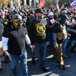 Proud Boys leader arrested for destruction of property ahead of DC protests against election results 7