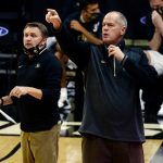 Oregon State-CU Buffs men's basketball game postponed due to COVID-19 7