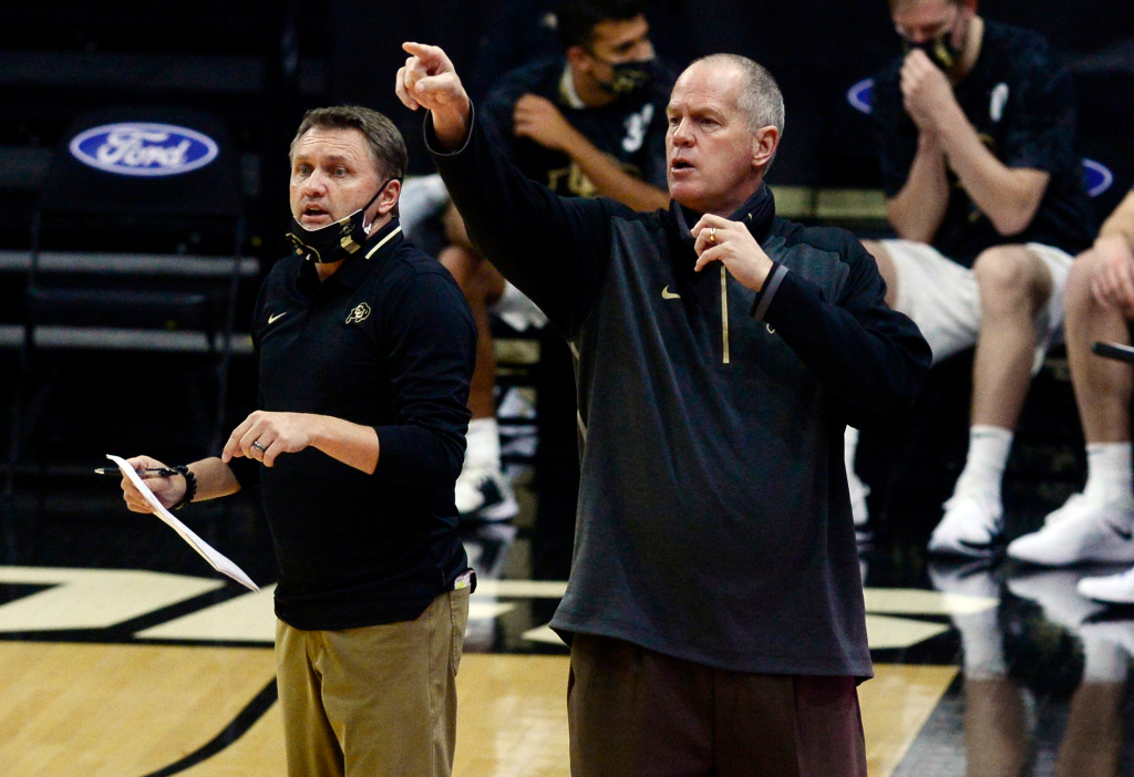 Oregon State-CU Buffs men's basketball game postponed due to COVID-19 1