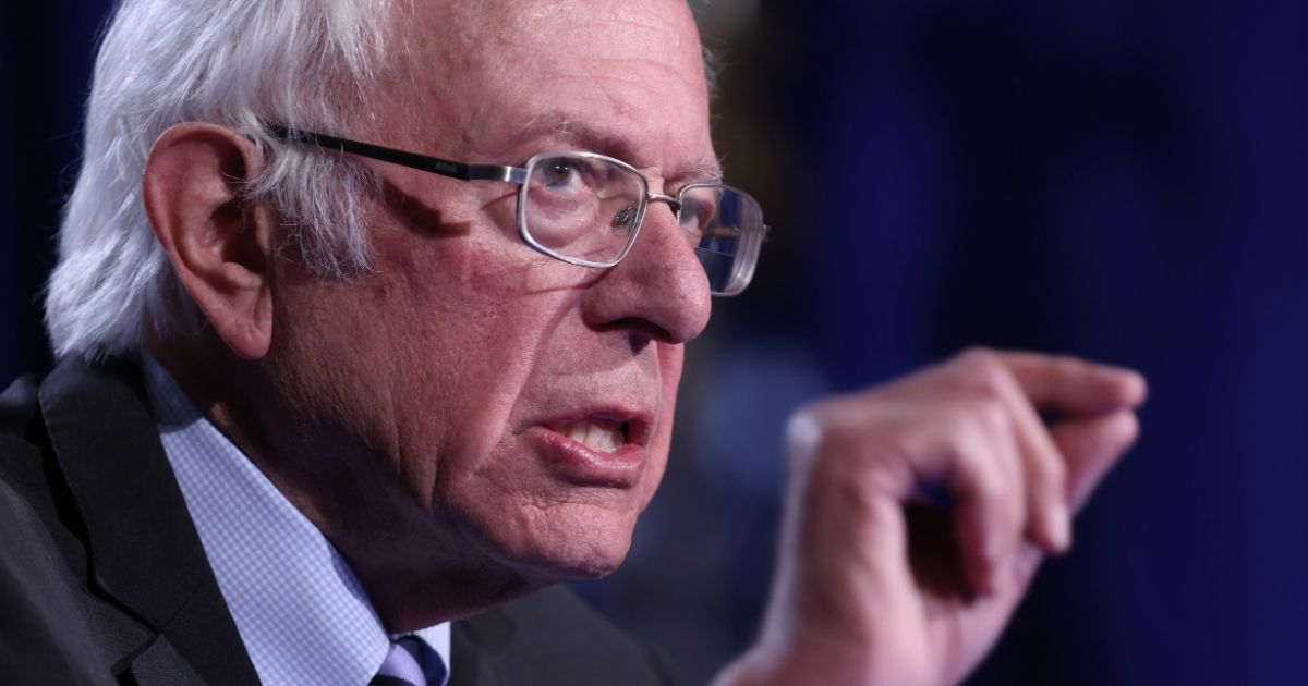 Bernie Sanders Gives Mind-Boggling Reason to Justify Trump's Removal from Office 1