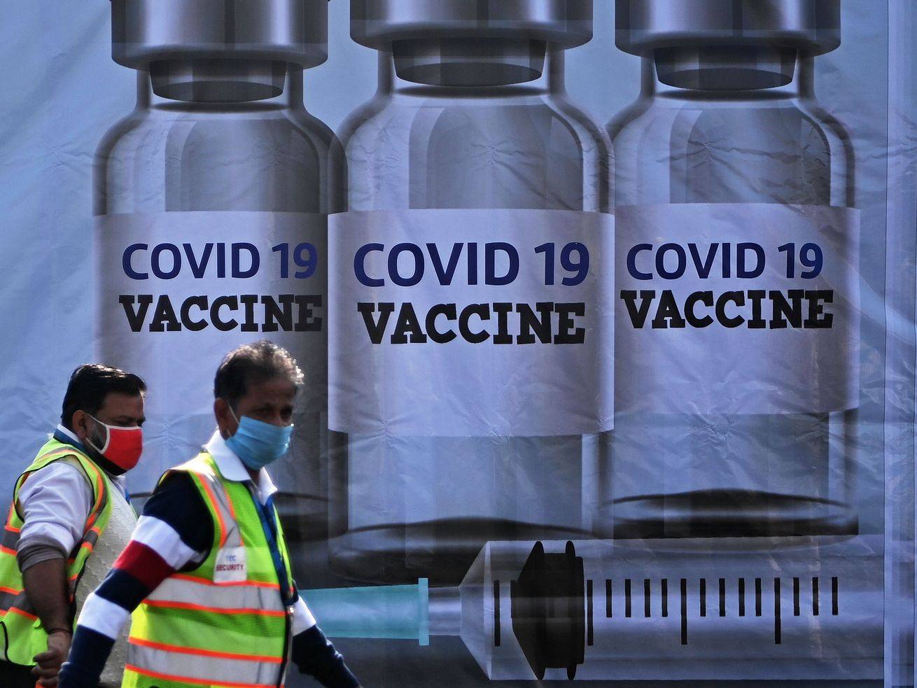 India's plan to vaccinate 300 million people against the coronavirus, explained 1