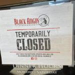 Black Angus Steakhouse temporarily closes most California locations because of COVID-19 1