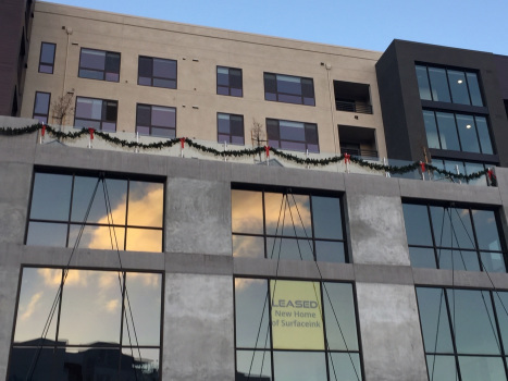 Real estate: Tech design firm leases offices in downtown San Jose mixed-use complex 1