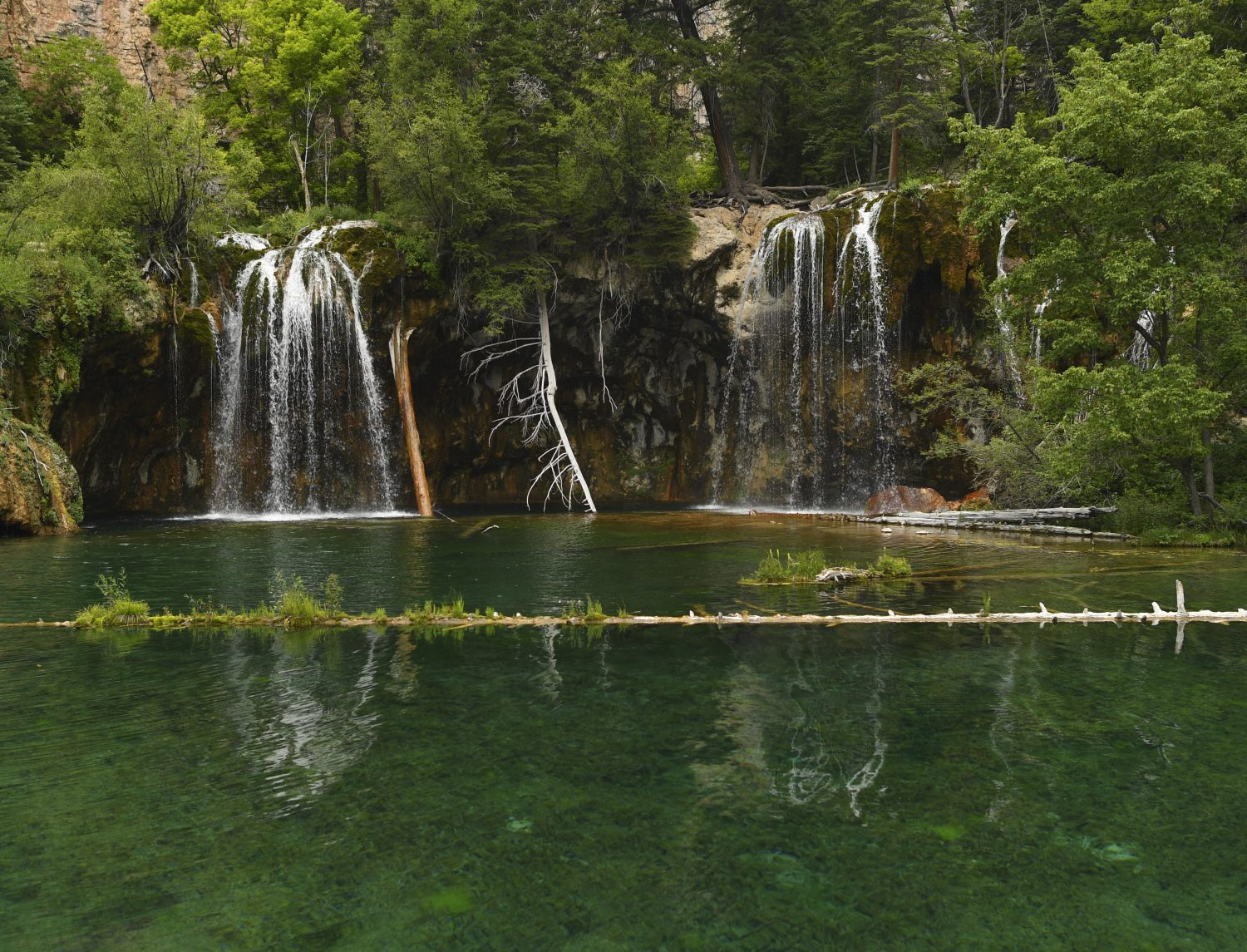 It's still unclear when Hanging Lake will reopen after this summer's wildfire 1