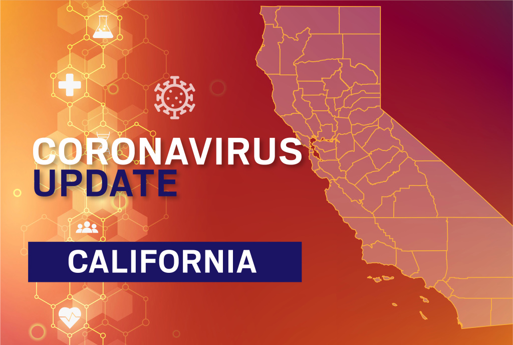 Coronavirus: California sets another daily case record in possible first sign of 'surge on top of a surge' 1