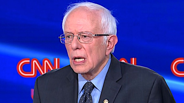 Bernie Sanders says because Trump was censored by Twitter, he should be removed from office 1