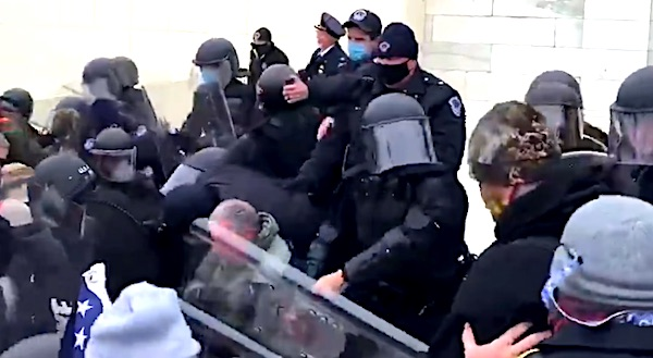 FBI chief claims no evidence of Antifa at Capitol riot 1
