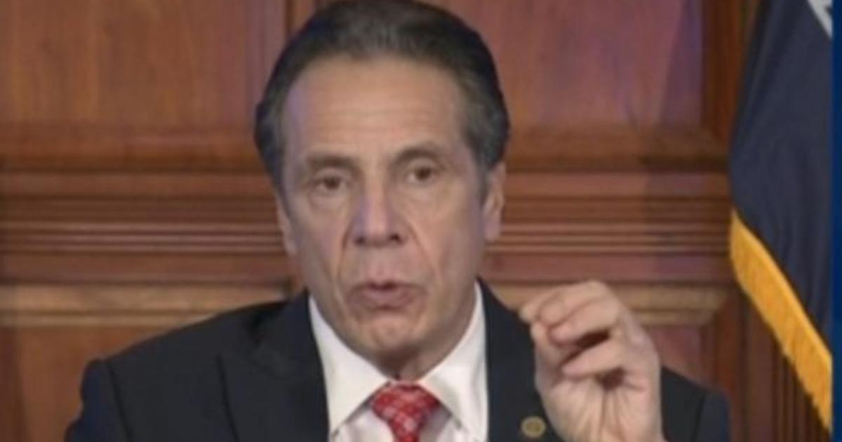 "Cuomo calls new COVID-19 strain ""highly problematic"" 1"