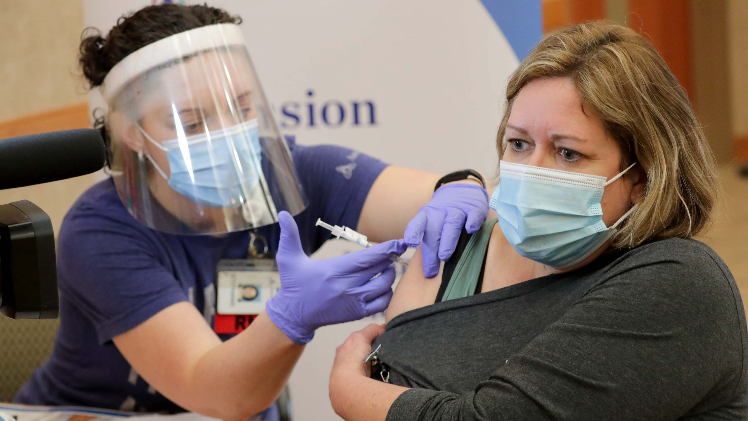 How is COVID-19 vaccine distribution going? The scene in Wisconsin is 'bizarre, disorganized' 1