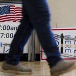 The Latest: Polls open for key Senate runoffs in Georgia 5