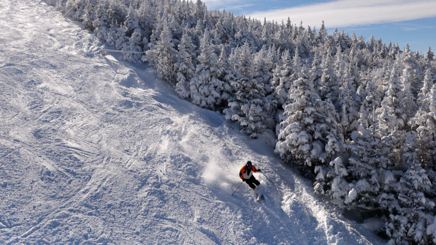 Boston.com readers share their experiences skiing with COVID-19 restrictions 1