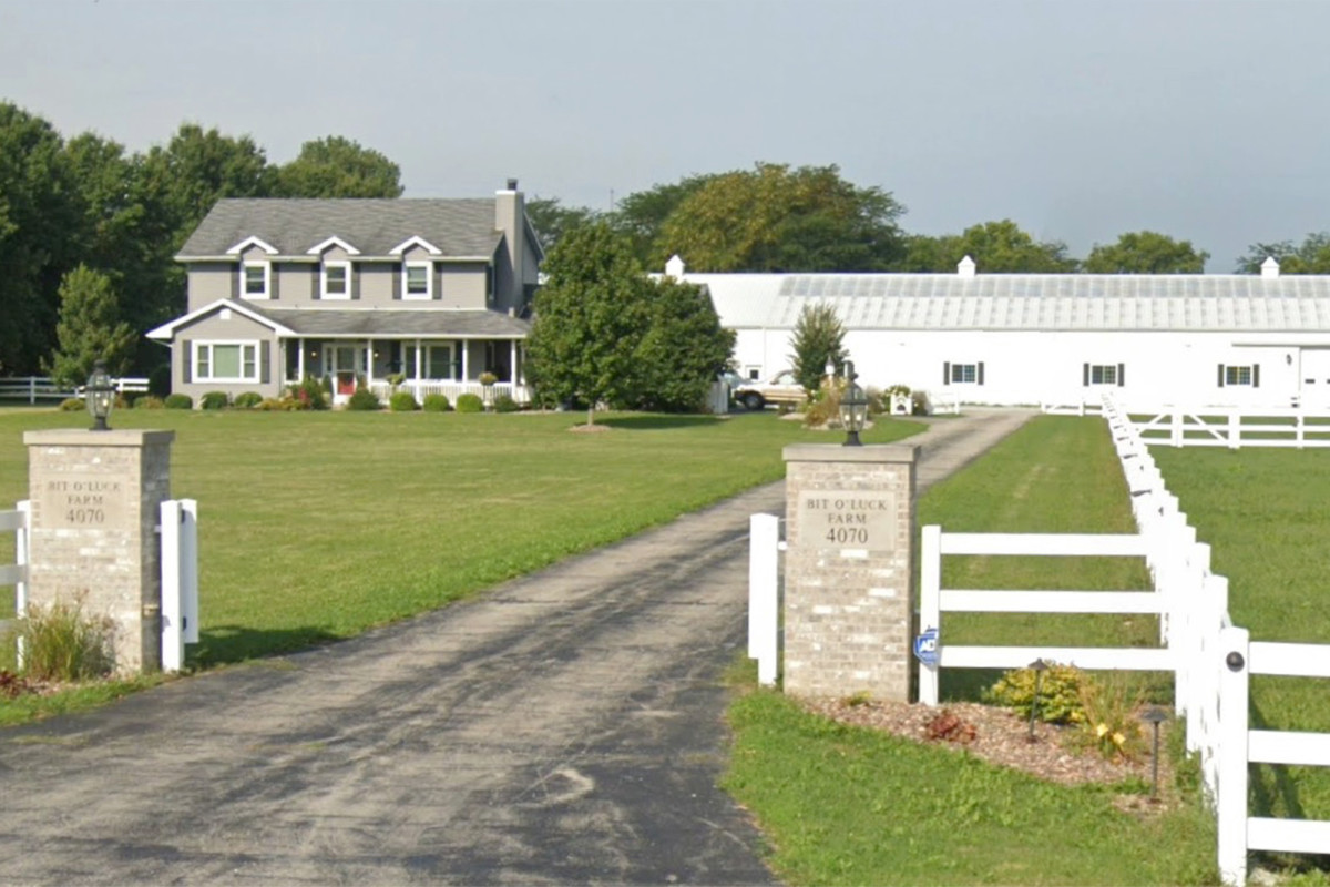 Office manager allegedly stole $2.3 million to buy horse farm 1