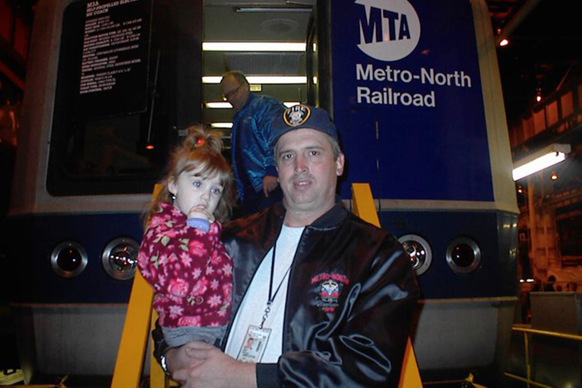 MTA insists Metro-North worker died from COVID-19 due to 'own negligence' 1