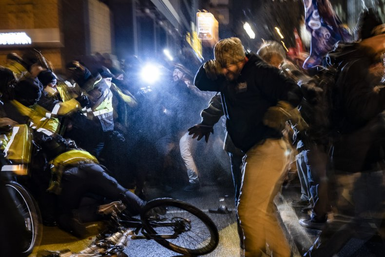 DC Police Make Arrests Over Alleged Firearm, Assault Offenses at Protests 1