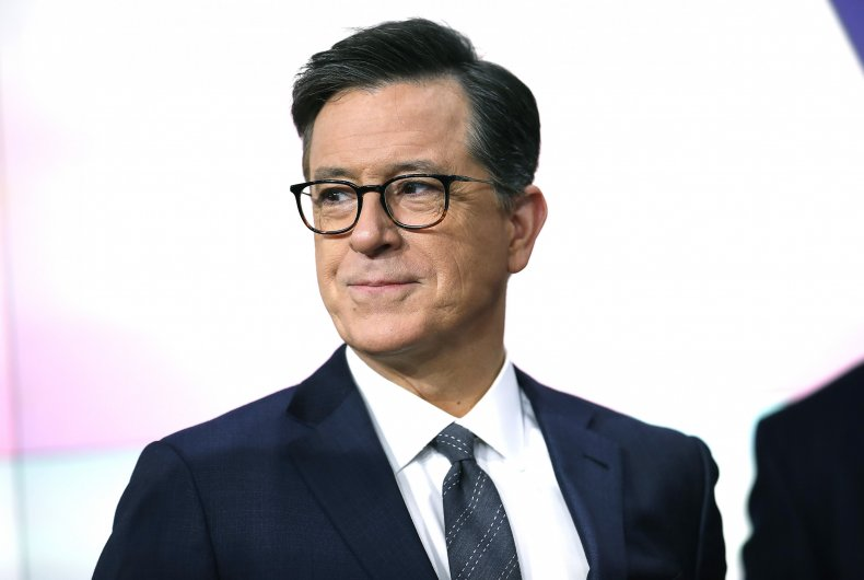 Stephen Colbert Says Americans Are 'Doomed' With New CDC Mask Guidelines 1