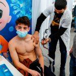 Teenagers now receiving COVID-19 vaccine in Israel 14