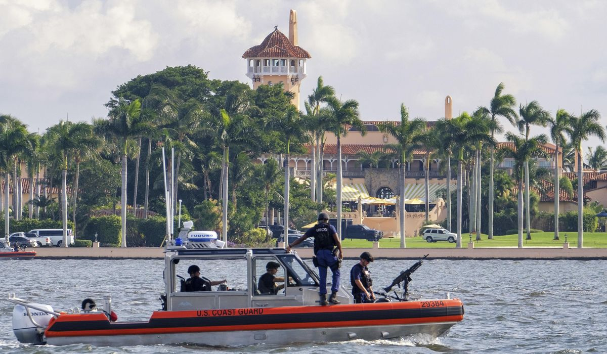 Florida legislator: Punish Mar-a-Lago for mask-free party 1