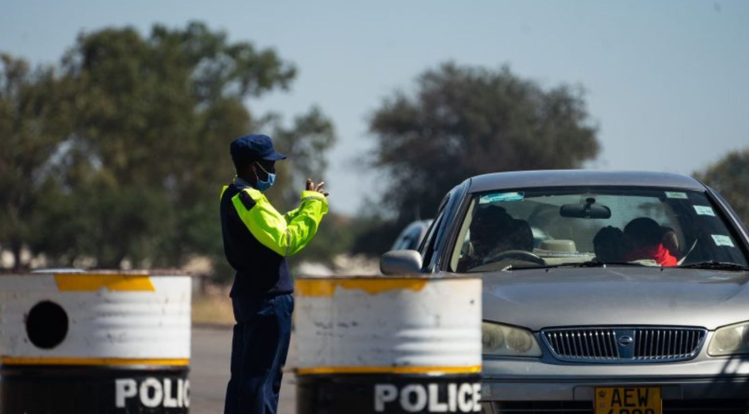 Lockdown to Shutdown: How COVID-19 Stifled Digital Rights in Zimbabwe 1