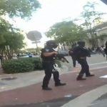 Chief: No discipline for officer who shot protestor in face 16