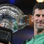 Novak Djokovic claims 9th Australian Open title 6