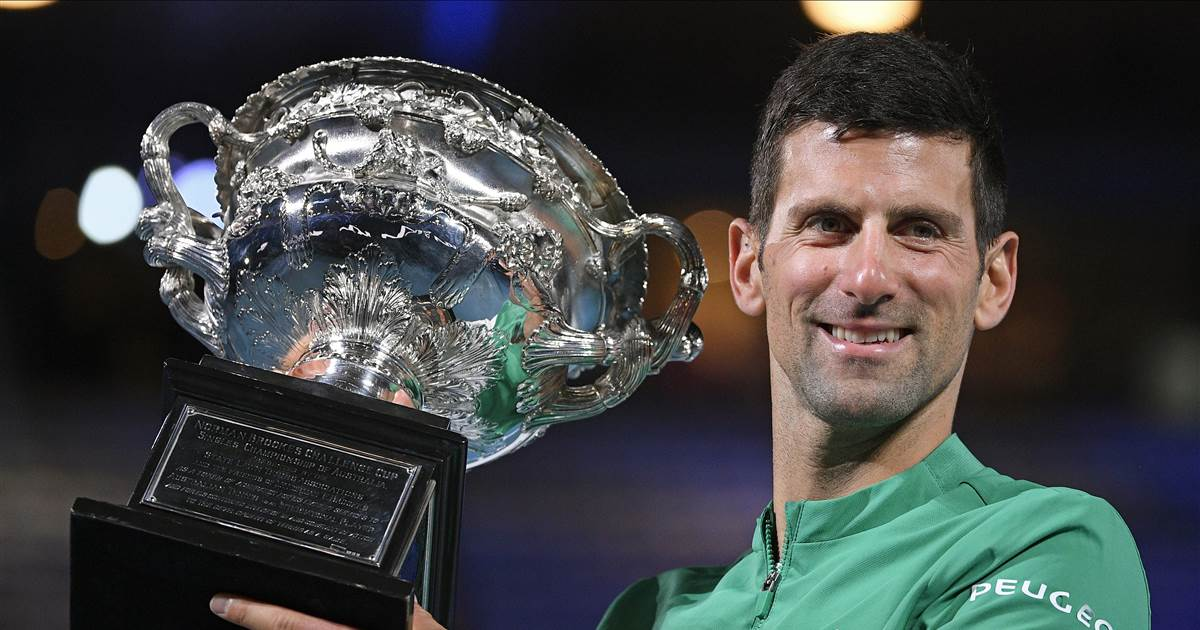 Novak Djokovic claims 9th Australian Open title 1