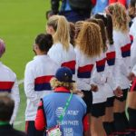 Soccer: US women's team 'past the protesting phase' of anthem debate 11
