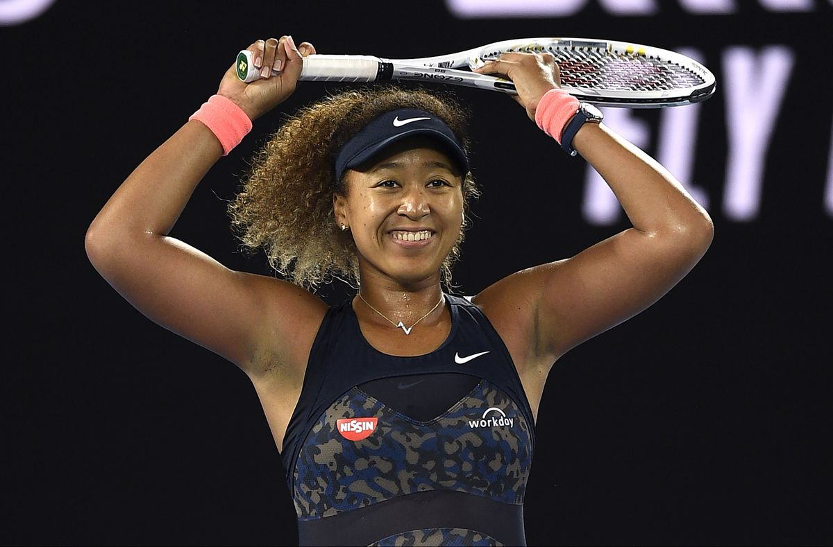 Naomi Osaka wins Australian Open, stays perfect in Grand Slam finals 1