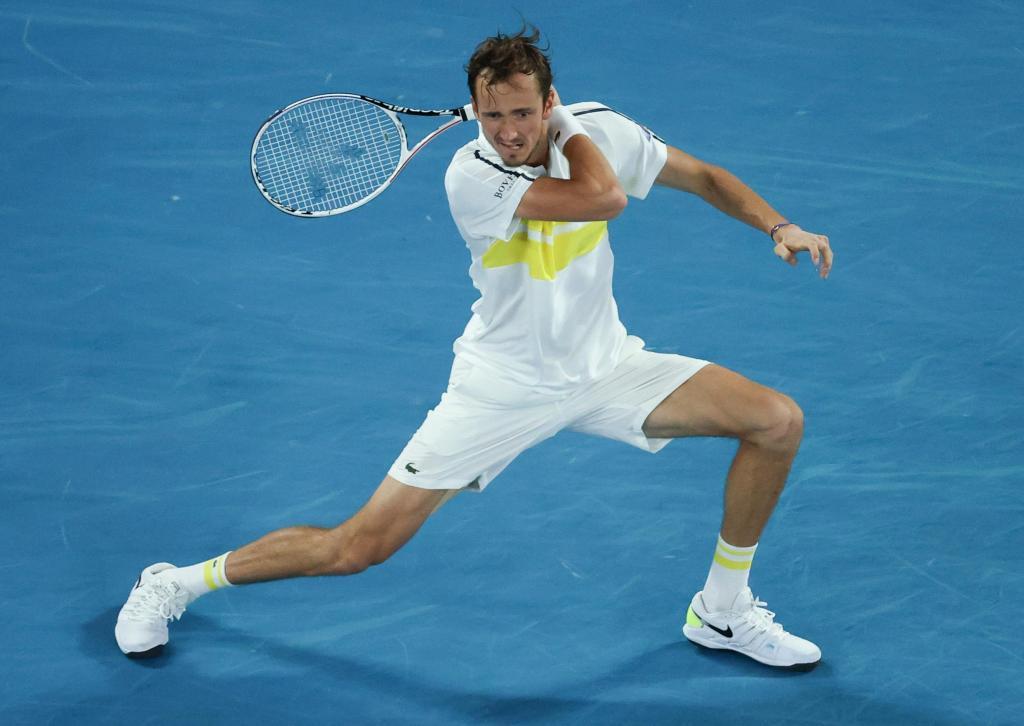 Medvedev's streak at 20; faces Djokovic in Australian Open final 1