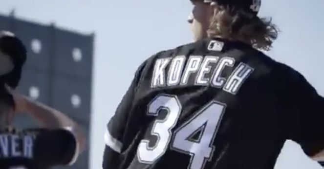 Michael Kopech returns to open arms of White Sox 1