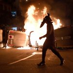 Violent protests continue in Spain after rapper's arrest 6