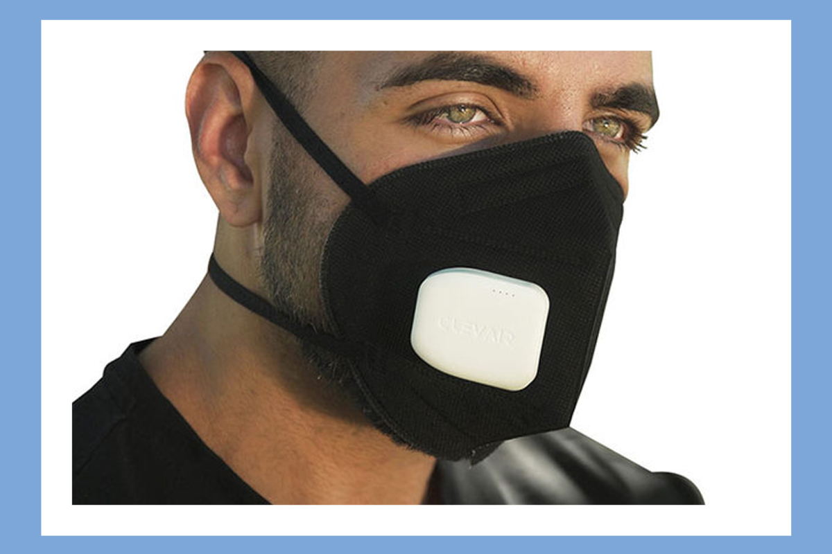 This rechargeable purifier mask will help keep you safe during the pandemic 1