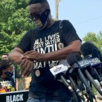 Black Lives Matter activist charged with felony for alleged actions during protests in Kenosha over police shooting of Jacob Blake 6
