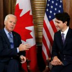 Coronavirus forces Biden to forgo pomp for US-Canada meeting 2