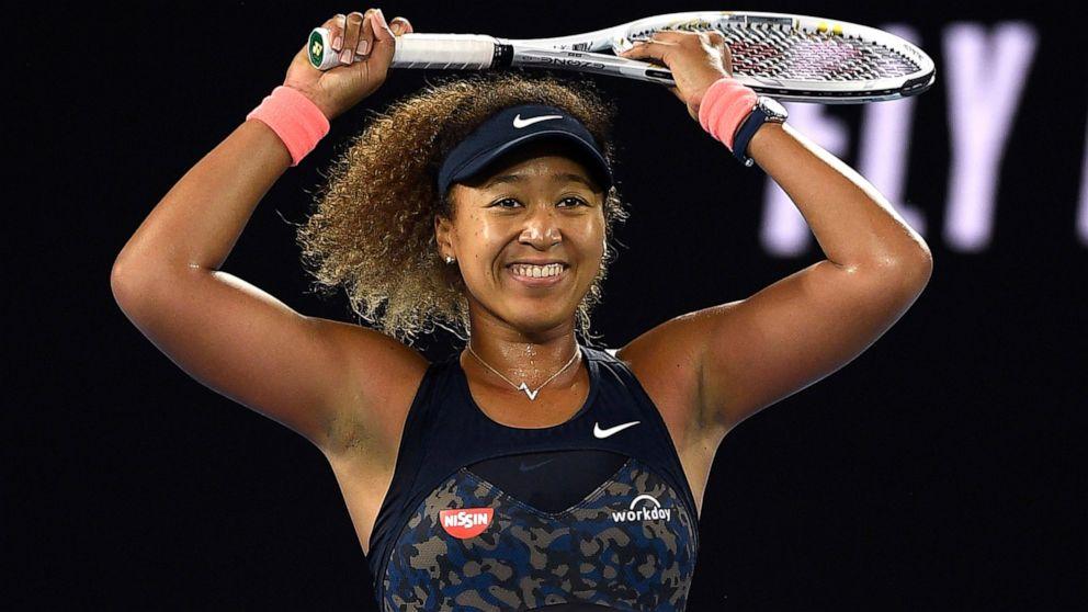 Osaka tops Brady at Australian Open for 4th Grand Slam title 1