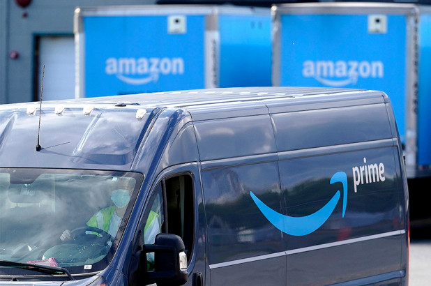 National Action Network official, protester arrested at NYC Amazon warehouse demonstration 1