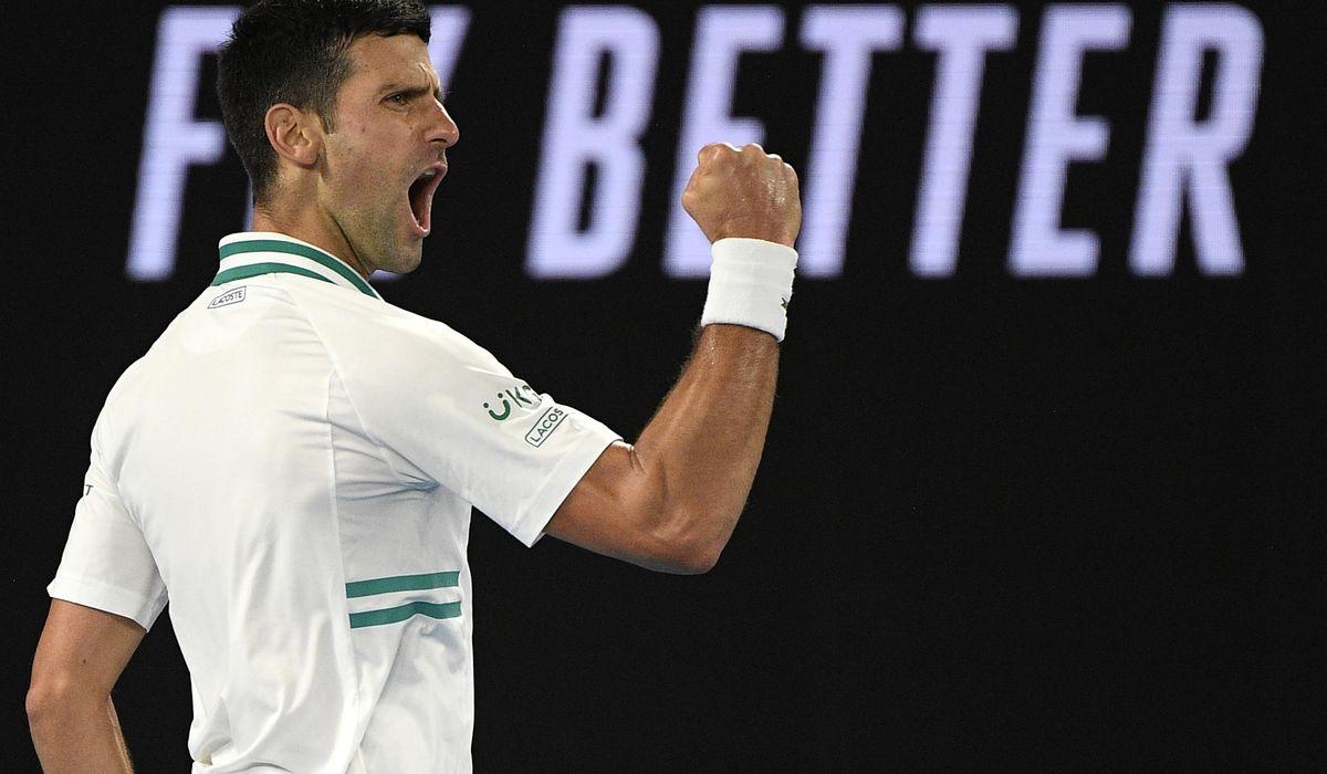 Djokovic beats Medvedev for 9th Australian Open, 18th Slam 1