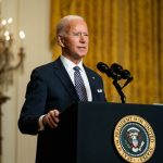 Over 50 Percent of Americans Approve of Biden's Performance During His First Month in Office 8