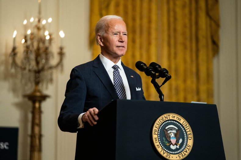 Over 50 Percent of Americans Approve of Biden's Performance During His First Month in Office 1