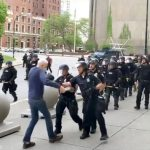 75-year-old protester shoved by Buffalo police sues city, mayor and officers 8